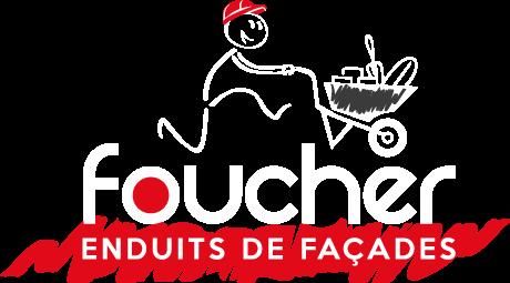 Logo de SARL Foucher - Enduits de façades extérieur - Ravalement de façade | Les Sables d'Olonne, Sainte-Foy - Vendée